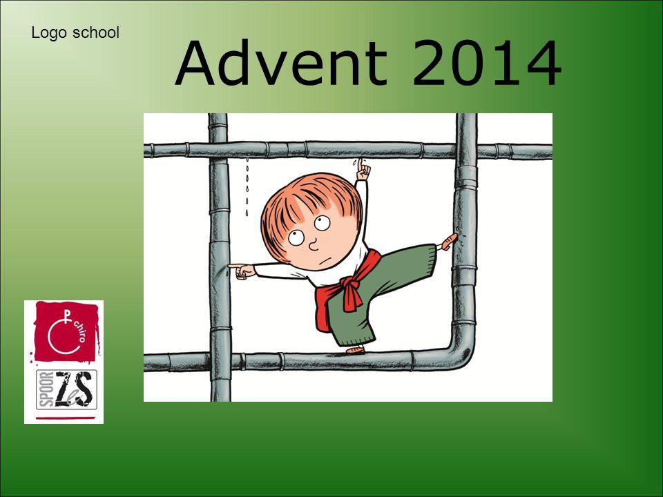 Advent 2014 Logo school