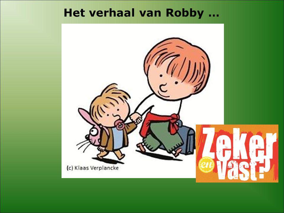 Het verhaal van Robby …