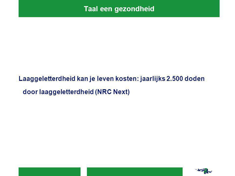 Taal en Gezondheid Rotterdam Werkgroep: CJG, St.