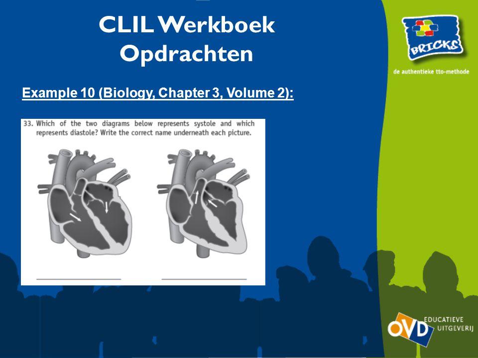 CLIL Werkboek Opdrachten Example 10 (Biology, Chapter 3, Volume 2):