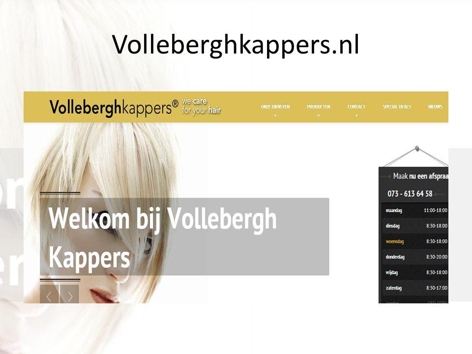 Volleberghkappers.nl