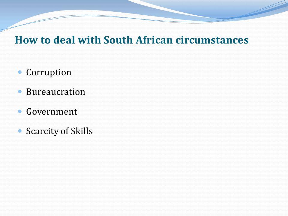 Overheid, Bureaucratie en Corruptie Overheid BureaucratieCorruptie Exar zelfverrijking wet en regelgeving frustrati e ?.