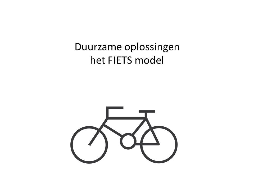 Duurzame oplossingen het FIETS model