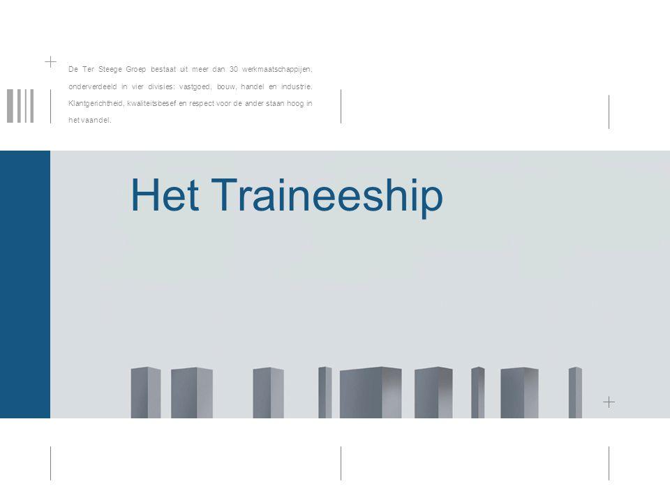 Het Traineeship