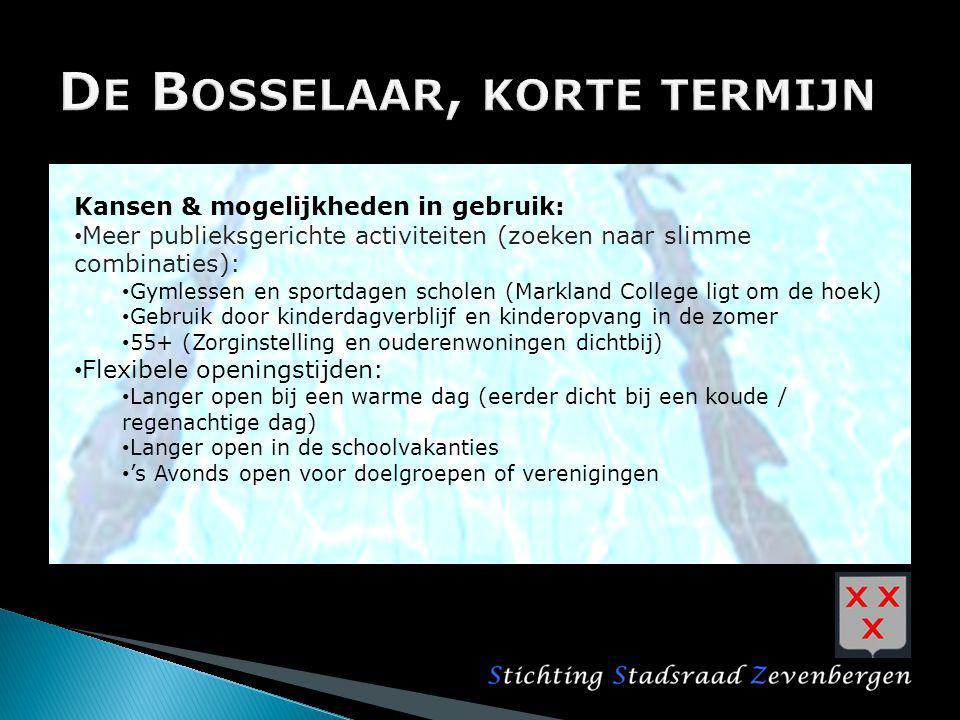 Wat heeft Stadsraad Zevenbergen gerealiseerd.