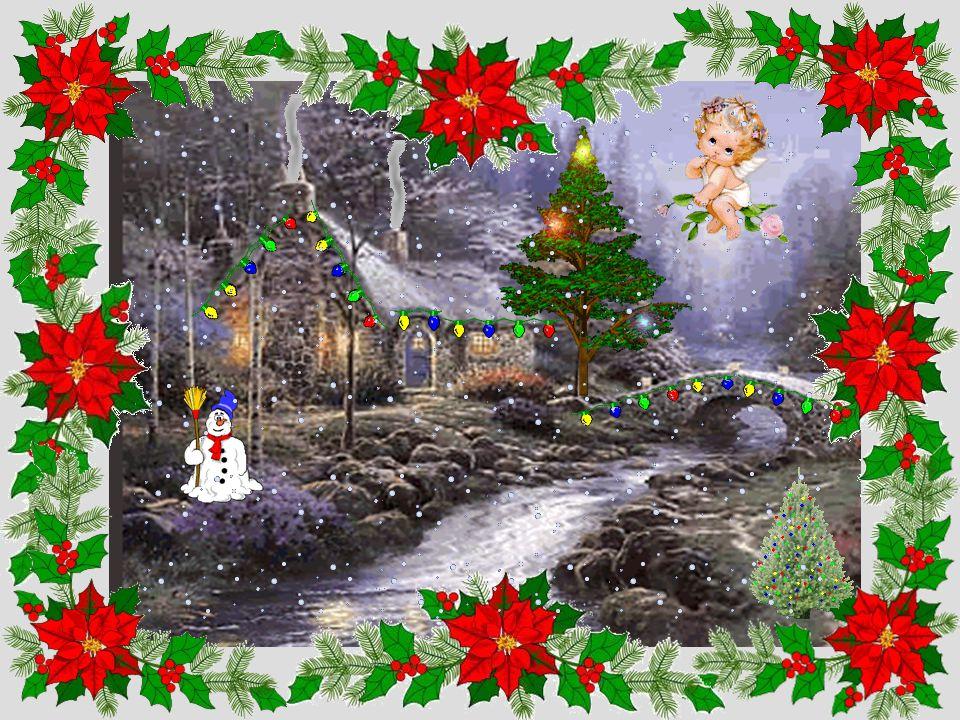 Wat is Kerstmis zonder sneeuw, klik hier