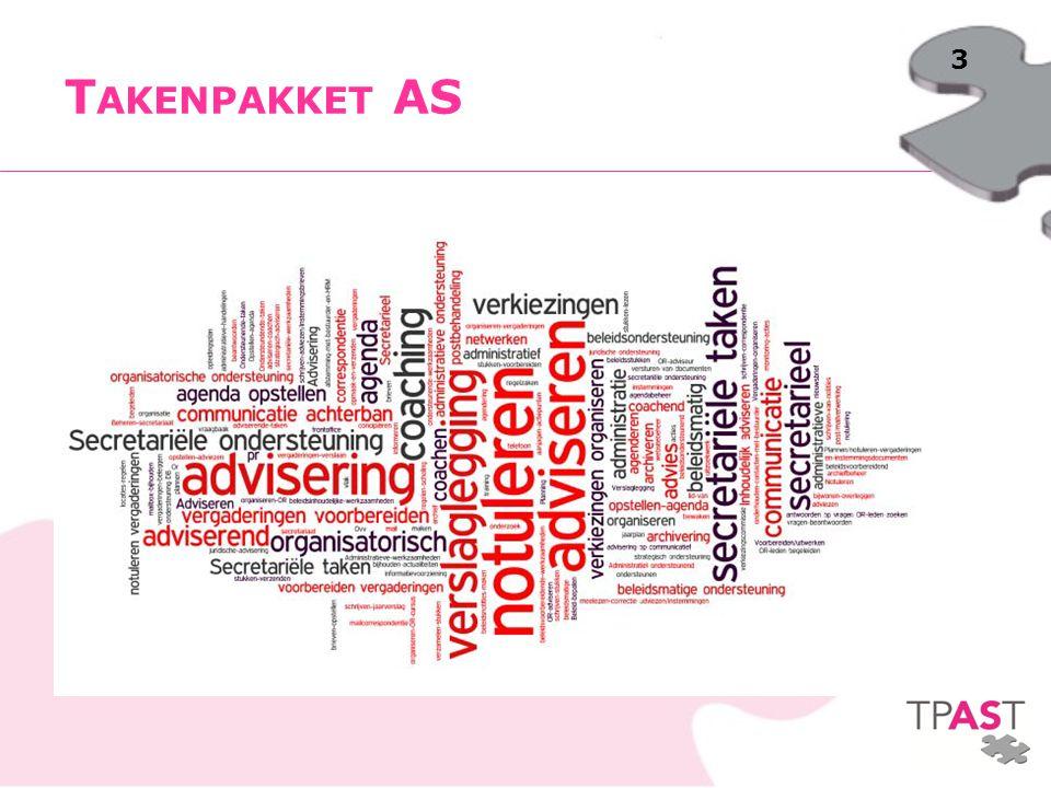 4 Adviseren van het medezeggenschapsorgaan over te kiezen inhoud en strategie.