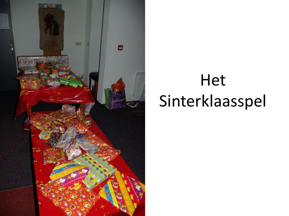 Het Sinterklaasspel