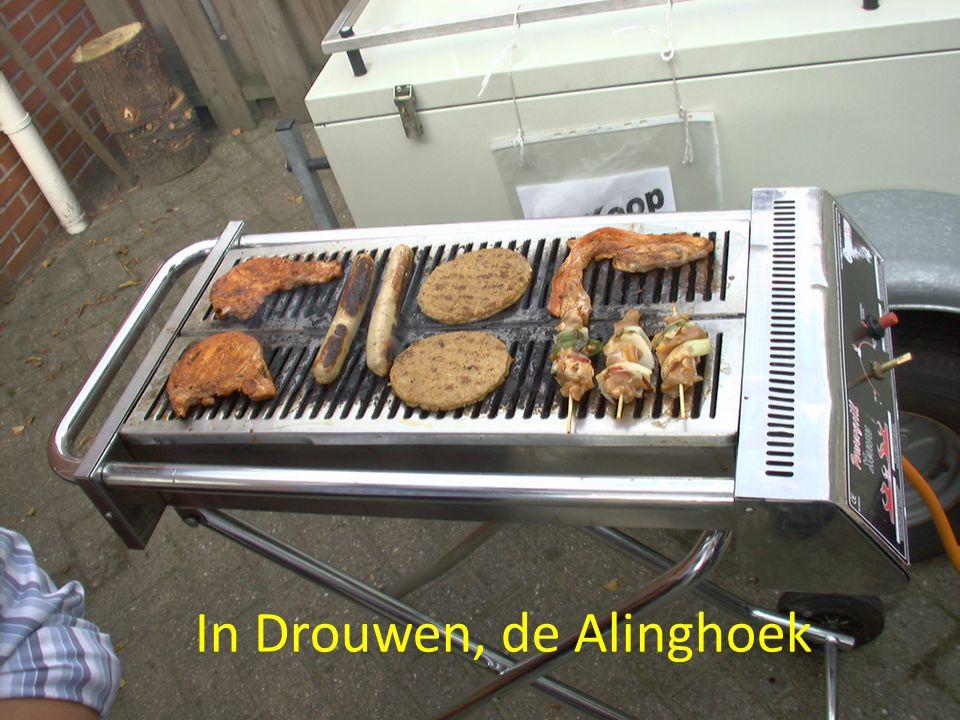 In Drouwen, de Alinghoek