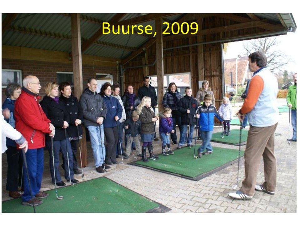 Buurse, 2009