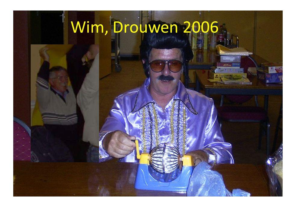 Wim, Drouwen 2006