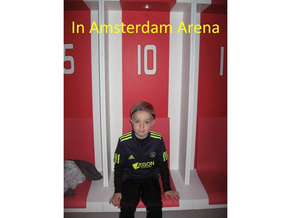 In Amsterdam Arena