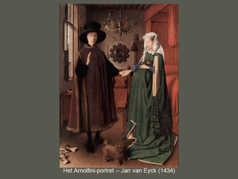 Het Arnolfini-portret – Jan van Eyck (1434)