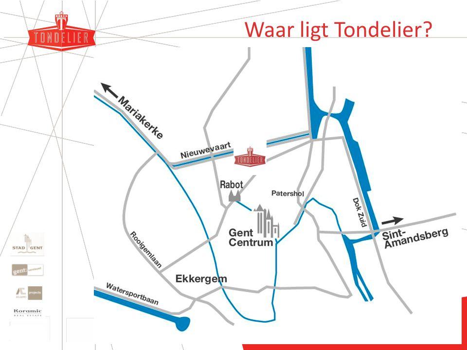 3 Waar ligt Tondelier?
