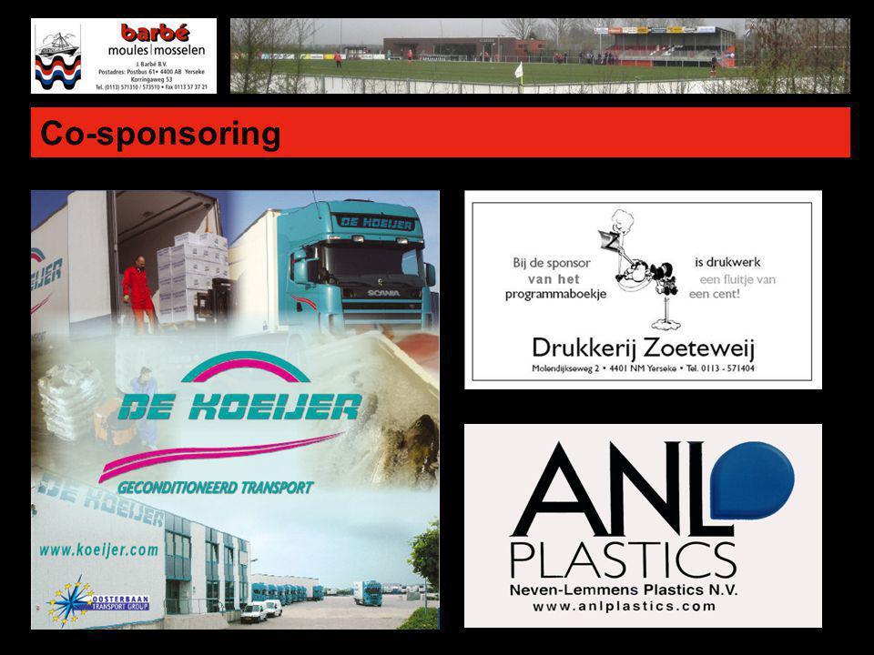 Co-sponsoring