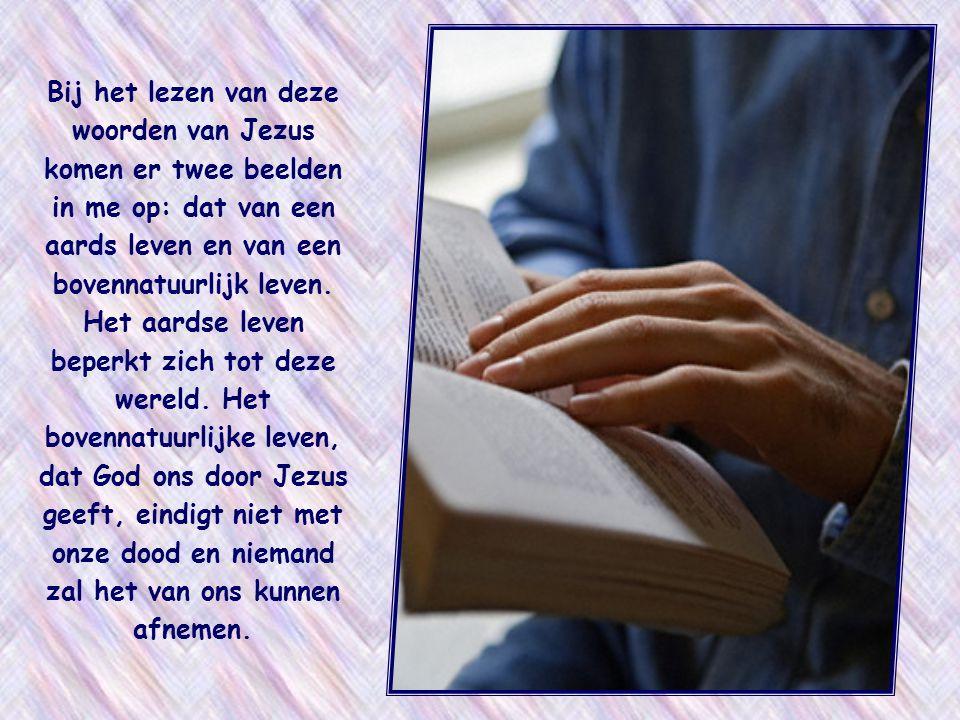 Een christen zet zich actief in en neemt verantwoordelijkheid op.