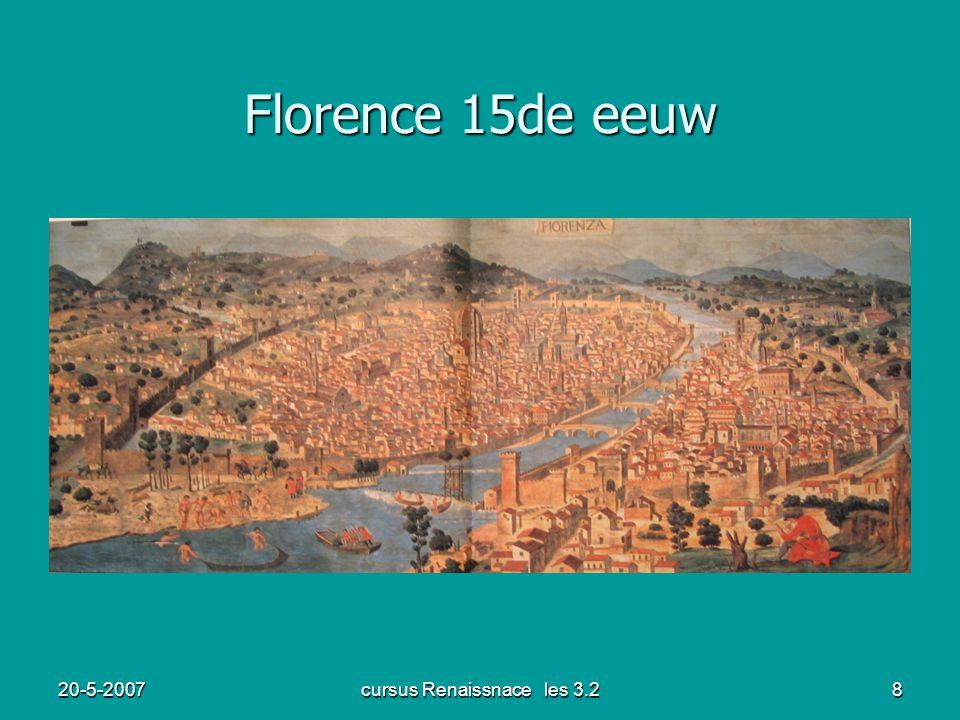 20-5-2007cursus Renaissnace les 3.28 Florence 15de eeuw
