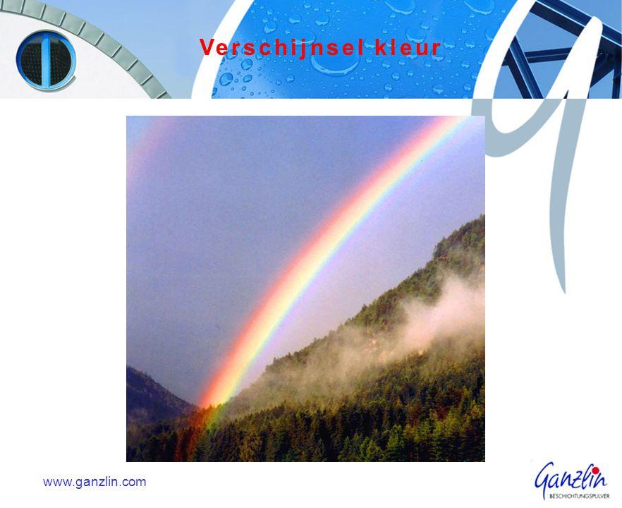 Verschijnsel kleur www.ganzlin.com