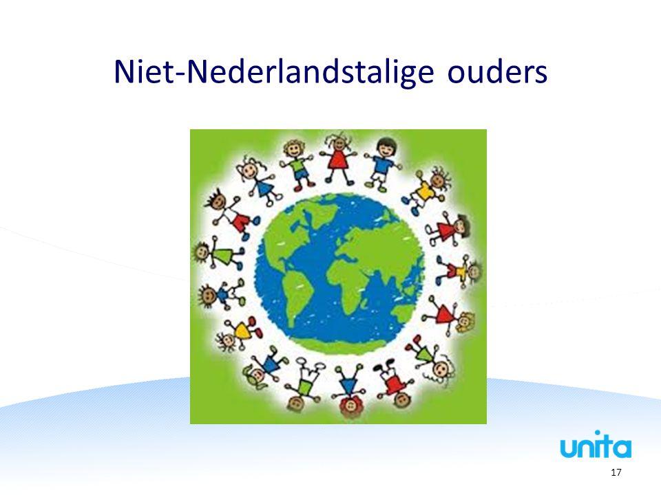 Niet-Nederlandstalige ouders 17