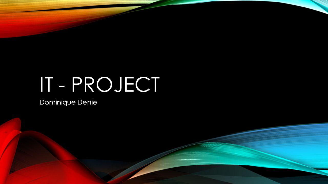 INHOUDSTAFEL Over mezelf ICKware, Webschool en CVO Lethas Het project Voorbereiding Oplossingen Design Besluit Vragen