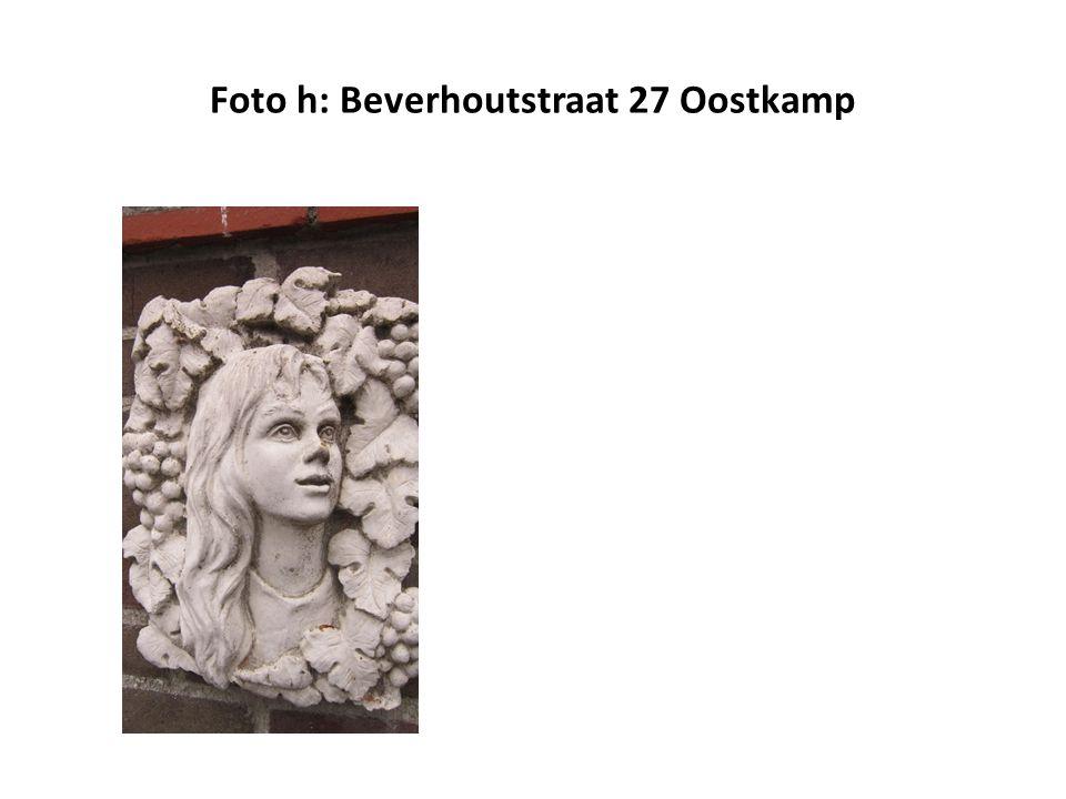 Foto h: Beverhoutstraat 27 Oostkamp