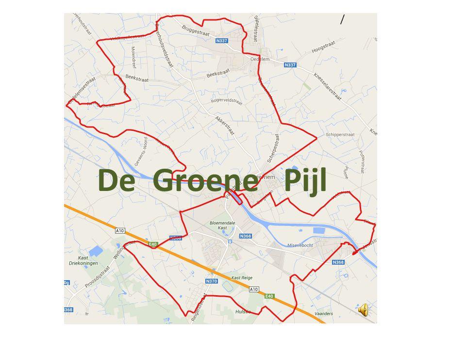 / De Groene Pijl