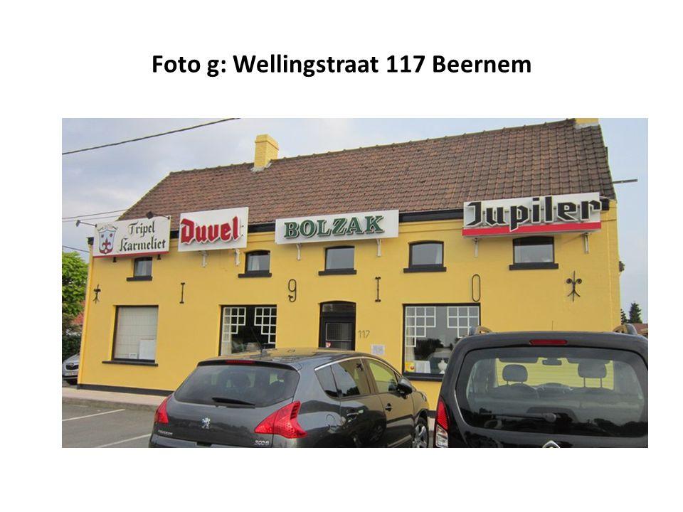 Foto g: Wellingstraat 117 Beernem