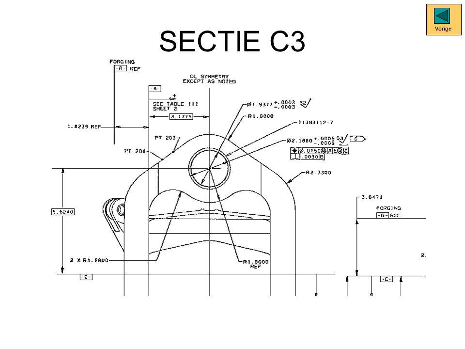 SECTIE C3 Vorige