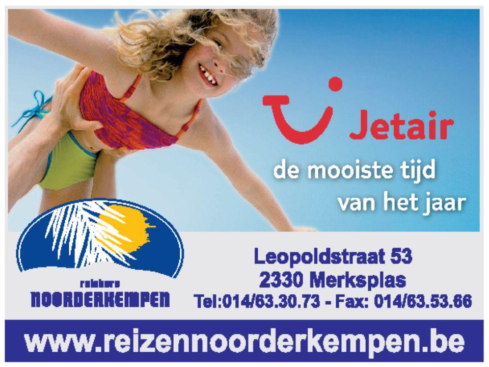 Speeldag 22 – 8/9 februari BalenGooreind KAC Olen VlimmerenMSKPoppel White Star Wuustwezel -Zoersel (8-2) -Turnhout (8-2) -Loenhout -Kasterlee -Lentezon -Minderhout -Brasschaat -Linda Olen