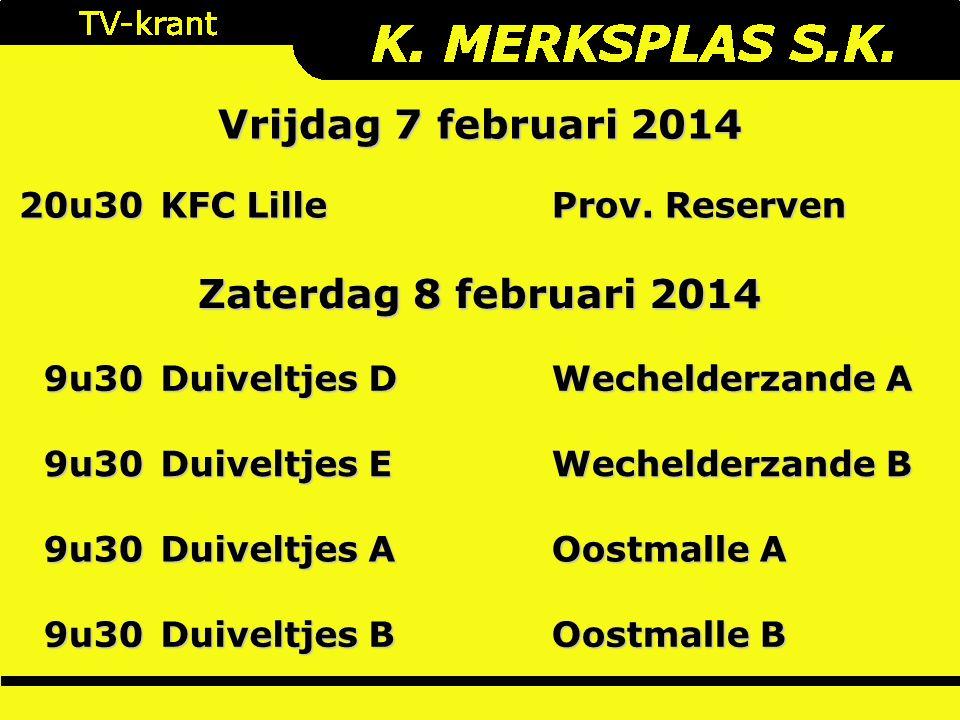 20u30 KFC Lille Prov.