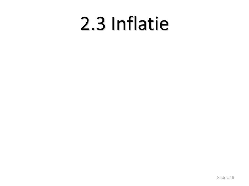 2.3 Inflatie Slide #49