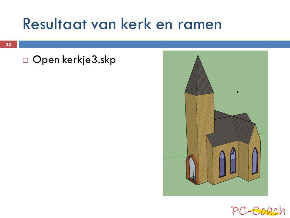 Resultaat van kerk en ramen  Open kerkje3.skp 32