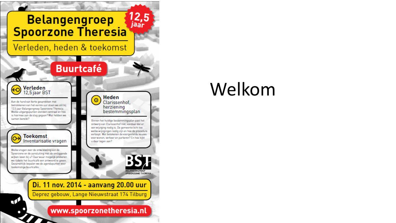 Heden: Clarissenhof en parkeervooorziening