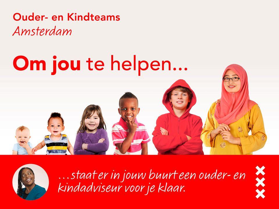 Mijn naam is Jan Voornaam en ik ben ouder- en kindadviseur Naam spreker Werkdagen Telefoonnummer E-mailadres