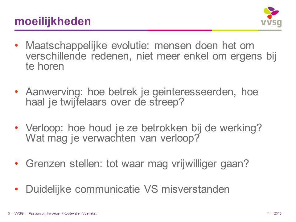 VVSG - huisreglement I.