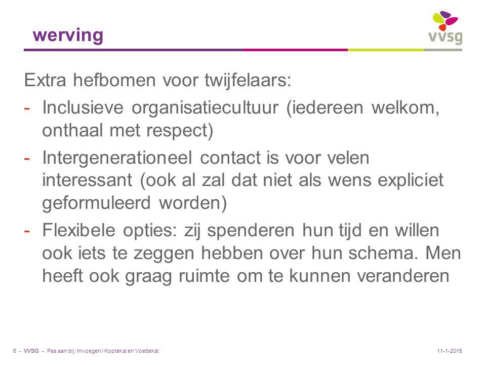 VVSG - huisreglement III.