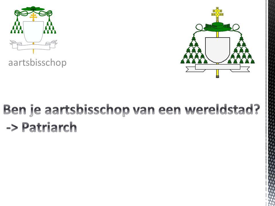 bisschop