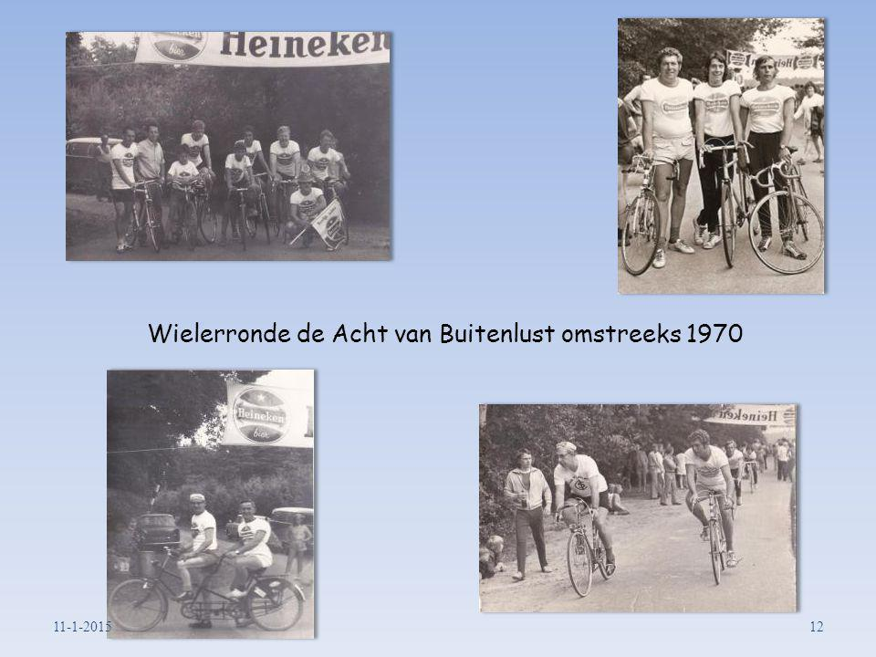 Vlaamse kermis omstreeks 1970 11-1-201511