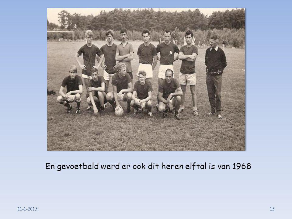Bokswedstrijd tussen Nohamed Haring ( Mr Schenk ) en Karel de Kok met als scheidsrechter Mr Proost 11-1-201514
