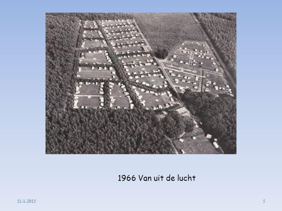 In 1970 nam Frans van Raak, de schoonzoon van Fons, de camping over. In 1989 werd de camping geprivatiseerd en mochten er stacaravans worden geplaats.