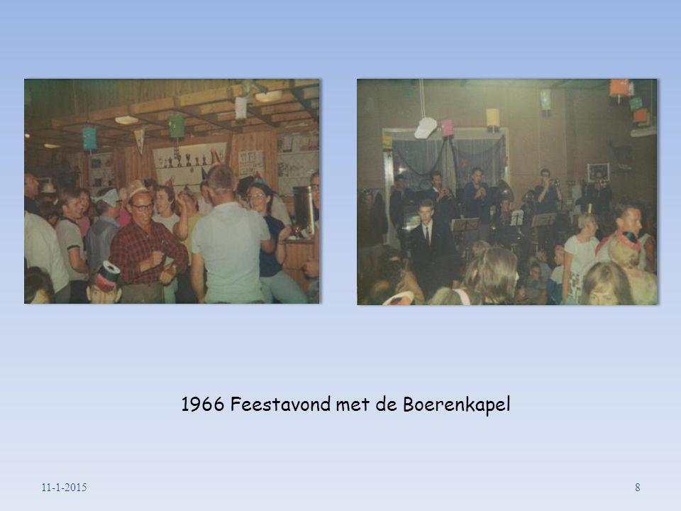1966 Feestavond met de Boerenkapel 11-1-20158