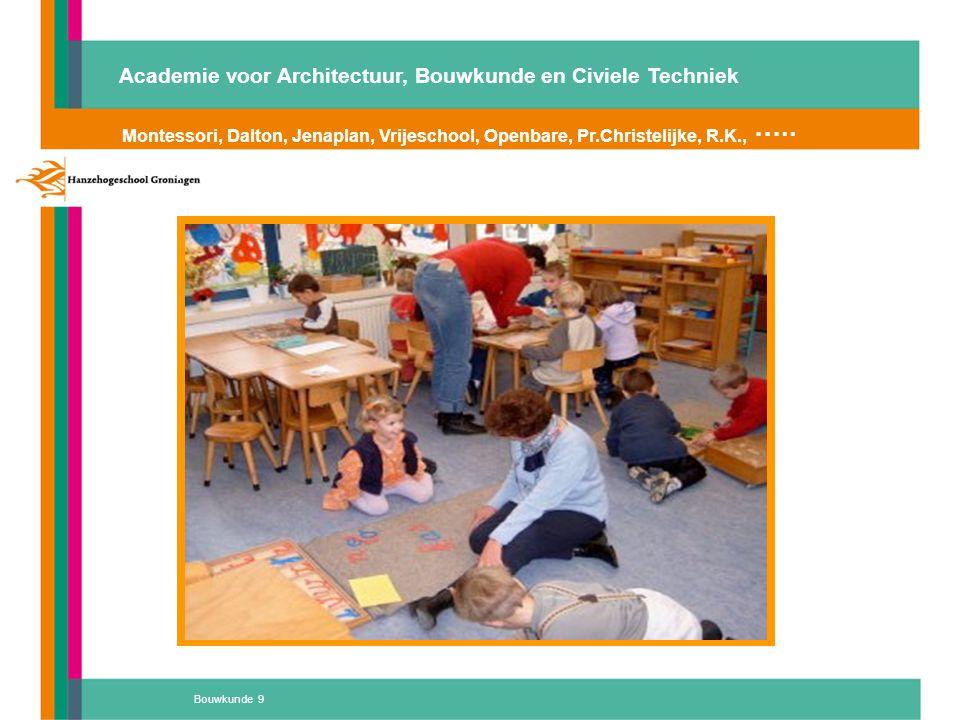 Bouwkunde 20 Academie voor Architectuur, Bouwkunde en Civiele Techniek integraal bouwen, duurzaam en gezond Atelier 'D' Onderwerp: Integraal bouwen aan duurzame en gezonde scholen voor het primair onderwijs 'een promotieonderzoek naar de invloed van fysieke leeromgeving op (gedrag/gezondheid /gemoed) prestaties van leerlingen en de rol van menselijke behoeften hierin met als doel een instrument te ontwikkelen om toekomstbestendige duurzame en gezonde scholen te kunnen realiseren'