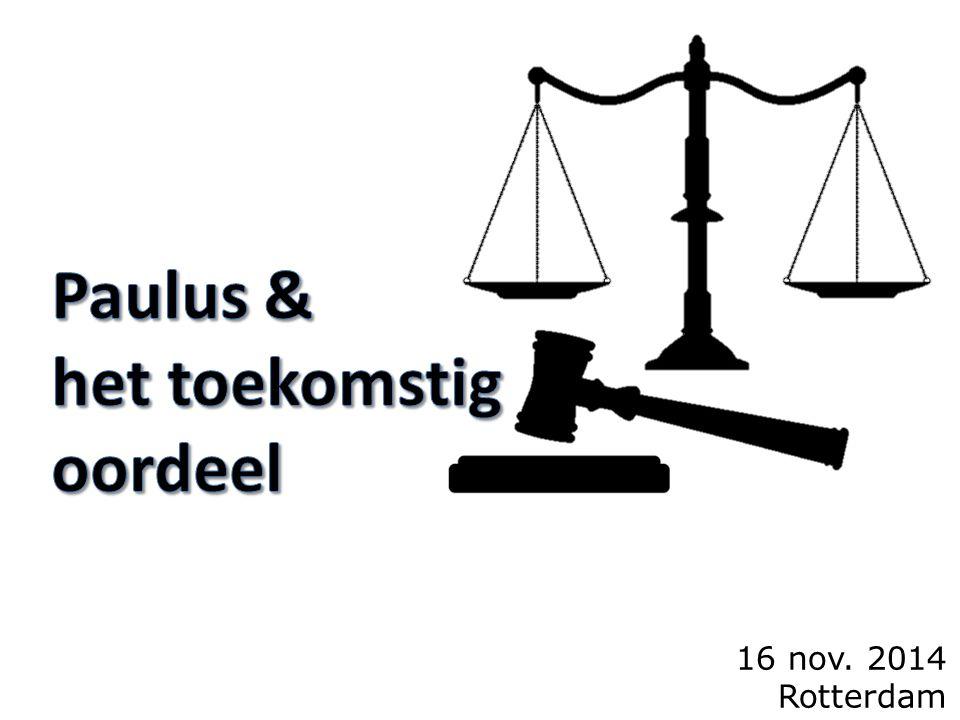 16 nov. 2014 Rotterdam