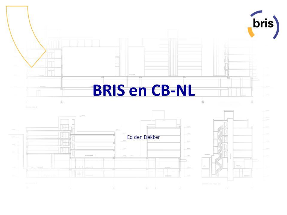BRIS en CB-NL Ed den Dekker