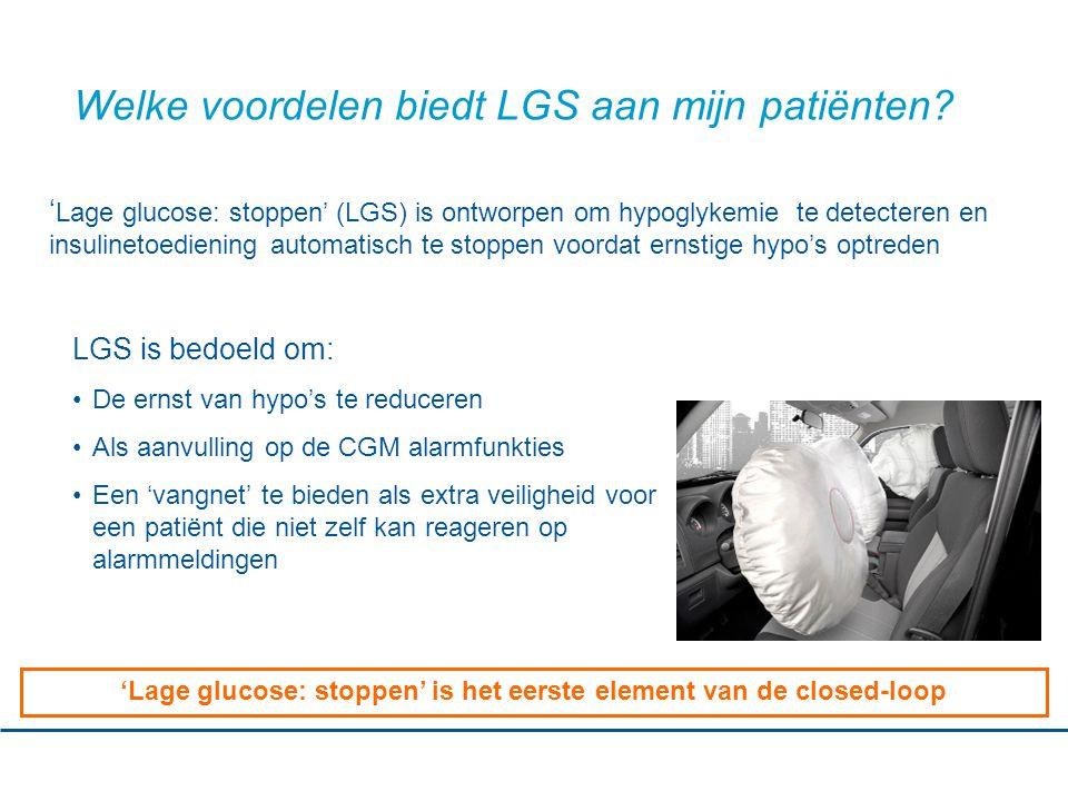 Welke voordelen biedt LGS aan mijn patiënten.