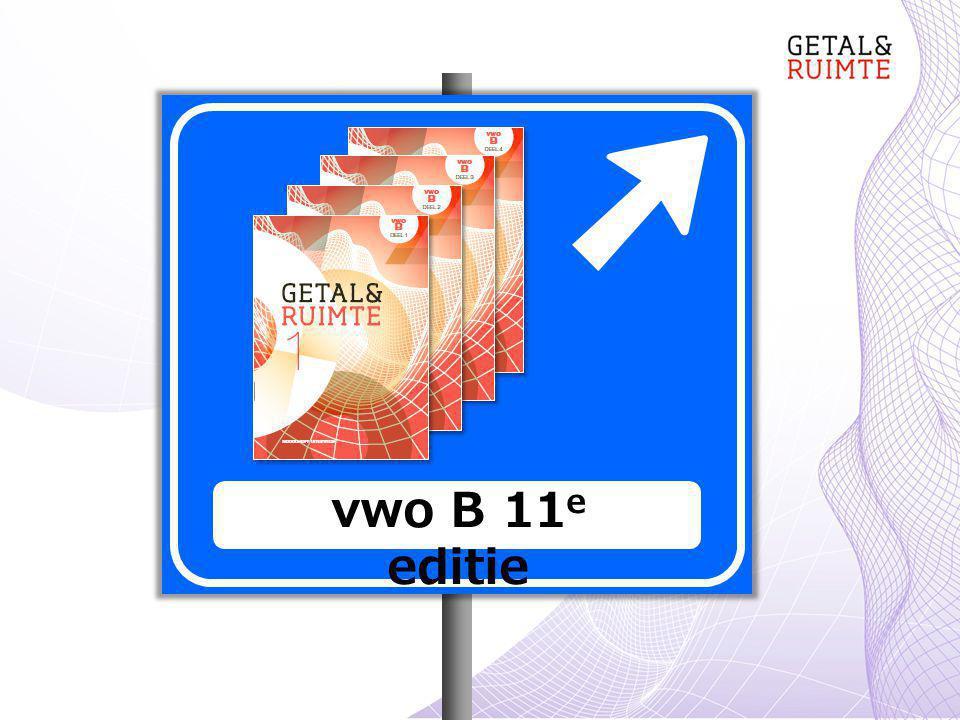 vwo B 11 e editie