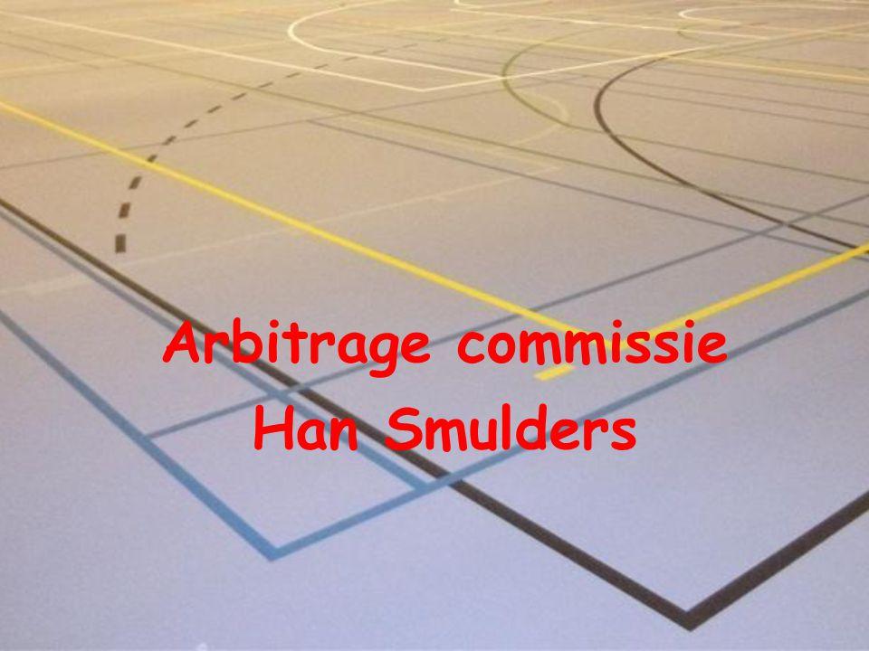 Arbitrage commissie Han Smulders