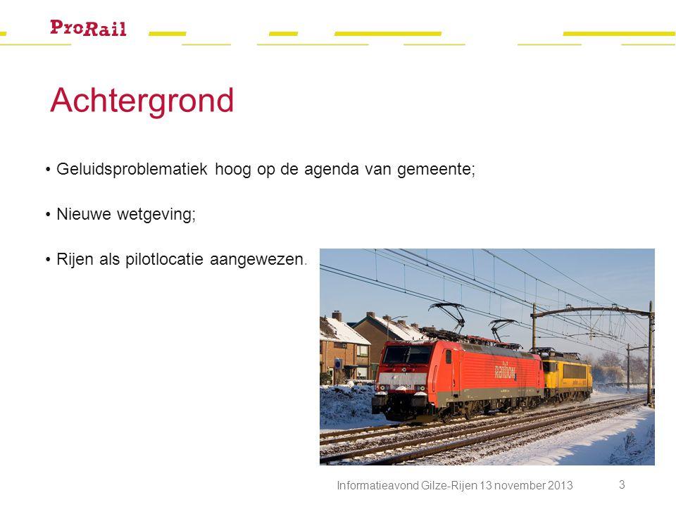 Resultaat Stationsgebied Deel A Kleine Vospad Informatieavond Gilze-Rijen 13 november 2013 14