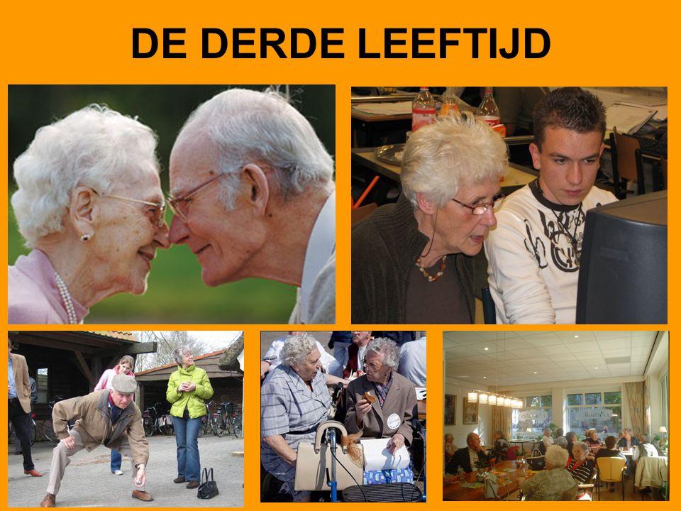 DE DERDE LEEFTIJD