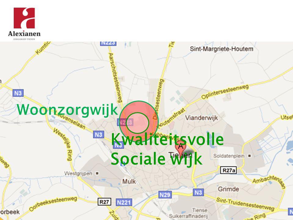 Kwaliteitsvolle Sociale wijk Woonzorgwijk
